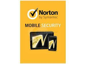 Symantec Norton Mobile Security 3.0 - 12 Months - Digital Delivery