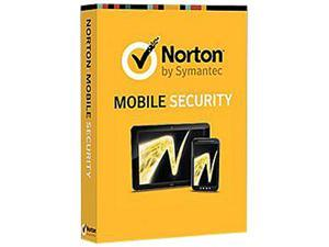 Symantec Norton Mobile Security 3.0 CN 1User Card Clamshell