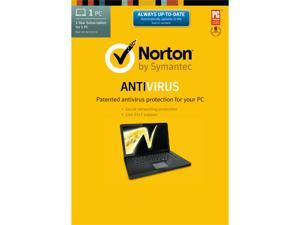 Symantec Norton Antivirus 2014 - 1 PC Download