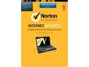Symantec Norton Internet Security 1 PC (Hardware Attach)