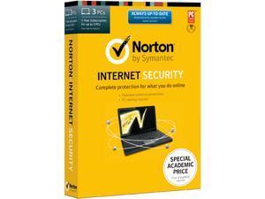 Symantec Norton Internet Security 2014 Academic - 3 PCs Download