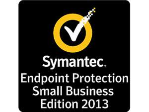 Symantec Endpoint Protection Small Business Edition - Level A (1-24) 1 Year Subscription