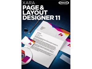 Xara Page & Layout Designer 11 - Download