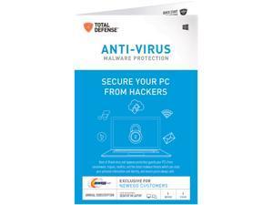 Total Defense Antivirus - 1 Device