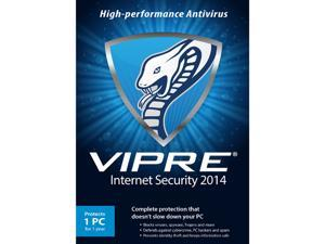 ThreatTrack Security VIPRE Internet Security 2014 - 1 PC