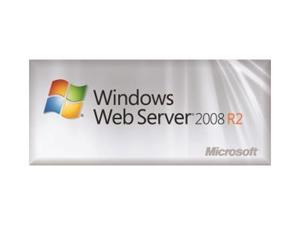 Microsoft Windows Web Server 2008 R2 SP1 64-bit - OEM