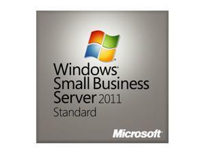 Microsoft Windows Small Business Server Standard 2011 (no media, license only)