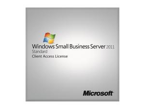 Microsoft Windows Small Business Server Standard CAL 2011 - 5 User (no media, License only)