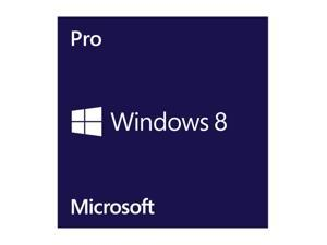 Microsoft Windows 8 Professional 32-bit (Full Version) - OEM