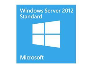 Microsoft Windows Server Standard 2012 - Additional License (No media, License only) - OEM