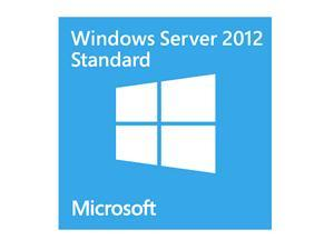 Microsoft Windows Server Standard 2012 - Base License - OEM