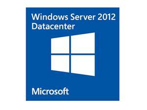 Microsoft Windows Server Datacenter 2012 - Base License - OEM