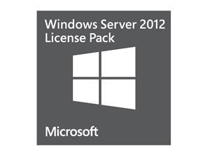 Microsoft Windows Server 2012 - 5 User CALs - OEM