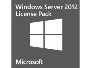 Microsoft Windows Server 2012 - 1 User CAL