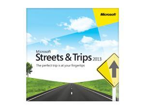 Microsoft Streets & Trips 2013 - Download