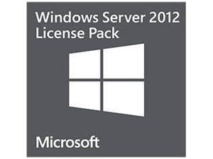 Microsoft Windows Remote Desktop Services 2012 - License 20 User CAL