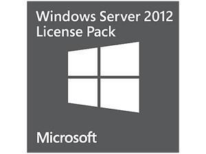 Microsoft Windows Remote Desktop Services 2012 1 User CAL
