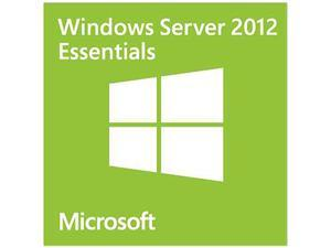 Microsoft Windows Server 2012 Essentials - OEM