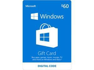 $50 - $75, Online, Gift Cards, Software & Services - Newegg.com