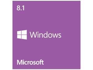 Microsoft Windows 8.1 - 32-bit - OEM
