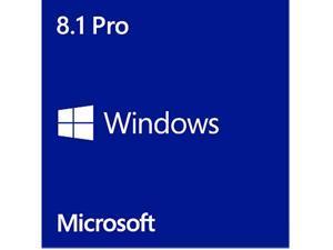 Microsoft Windows 8.1 Pro - 32-bit - OEM