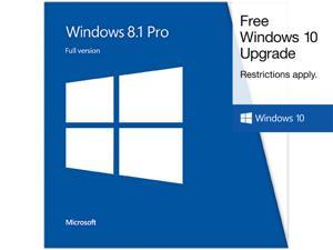 Microsoft Windows 8.1 Pro (Full Version) - Download
