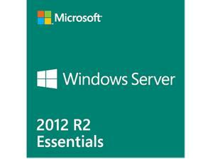 Microsoft Windows Server 2012 R2 Essentials 64B 1-2CPU - OEM