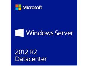 Microsoft Windows Server Datacenter 2012 R2 2CPU - Base License - OEM