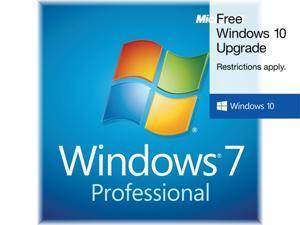 Microsoft Windows 7 Professional SP1 32-bit - OEM