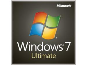 Microsoft Windows 7 Ultimate SP1 64-bit - OEM