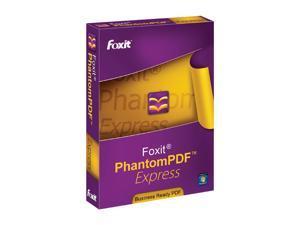 Foxit PhantomPDF Express