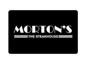 Morton's Steakhouse $50 Giftcard (Email Delivery)