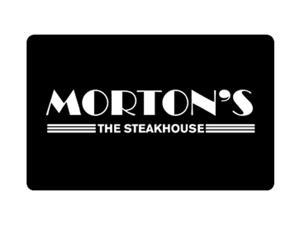Morton's Steakhouse $75 Giftcard (Email Delivery)