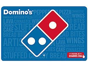Domino's Pizza $20 Gift Card (Email Delivery)