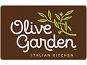 Olive Garden $50.00 Gift Card (Email Delivery)