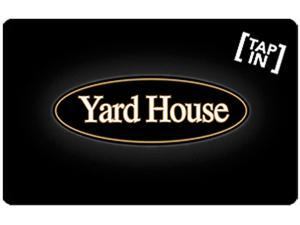 Yard House $50.00 Gift Card (Email Delivery)