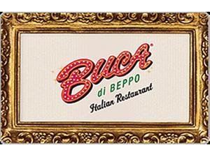 Buca Di Beppo $100 Giftcard (Email Delivery)