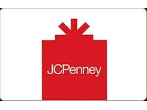 jcpenney $50 Gift Card (Email Delivery)