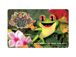 Rain Forest Cafe $100 Giftcard (Email Delivery)