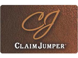 Claim Jumper $10 Gift Card (Email Delivery)