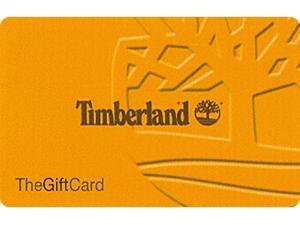 Timberland $50 Gift Card - (Email Delivery)