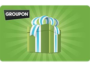 Groupon $50 Gift Card (Email Delivery)