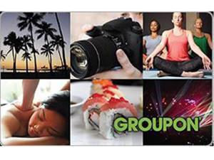 Groupon $10 Gift Card (Email Delivery)