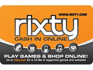 Rixty $10 Gift Card (Email Delivery)