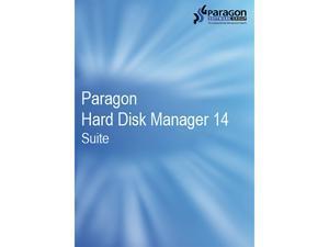 Paragon Hard Disk Manager 14 Suite - Download