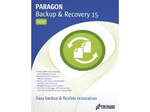 Paragon Backup & Recovery 15 Home 3 PC - Download