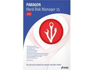 Paragon Hard Disk Manager 15 Suite - Download (Attach Only)