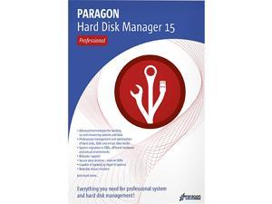 Paragon Hard Disk Manager 15 Professional - Download (Attach Only)