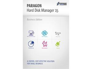 Paragon Hard Disk Manager Business Server 15 - Download (Attach Only)