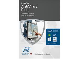 McAfee 2016 Antivirus Plus Unlimited Device - Download